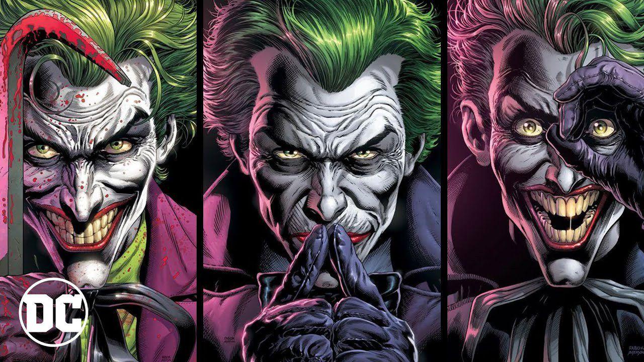 Batman: Tre Joker arriva finalmente in Italia, ecco quando uscirà con Panini