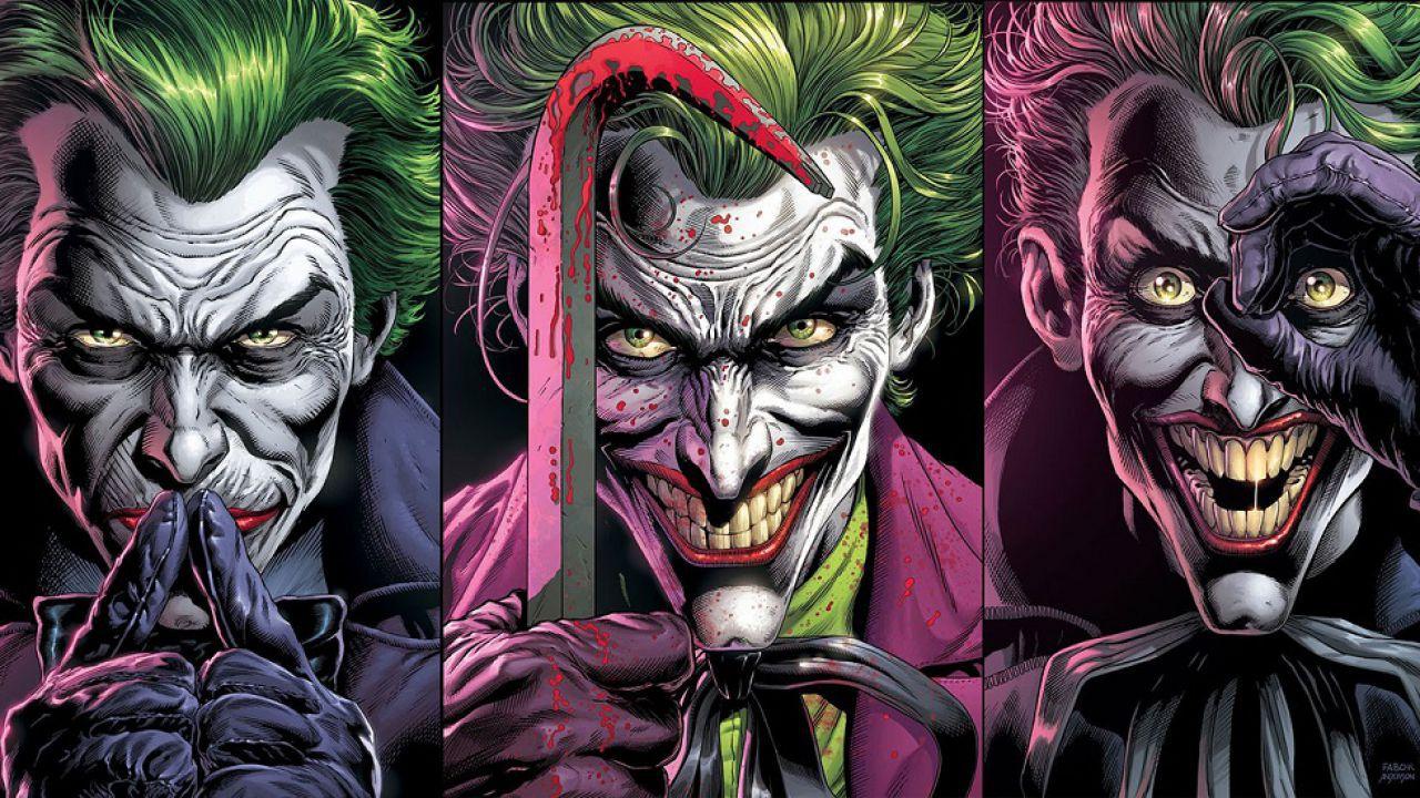 Batman: i Tre Joker: la DC Comics rivela le variant cover della miniserie