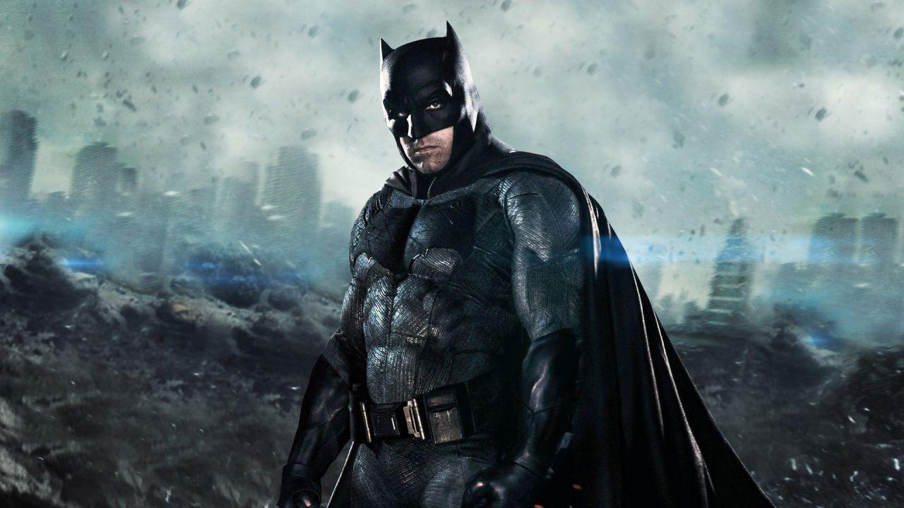 Batman v Superman: Ben Affleck era persino più grosso del suo stuntman