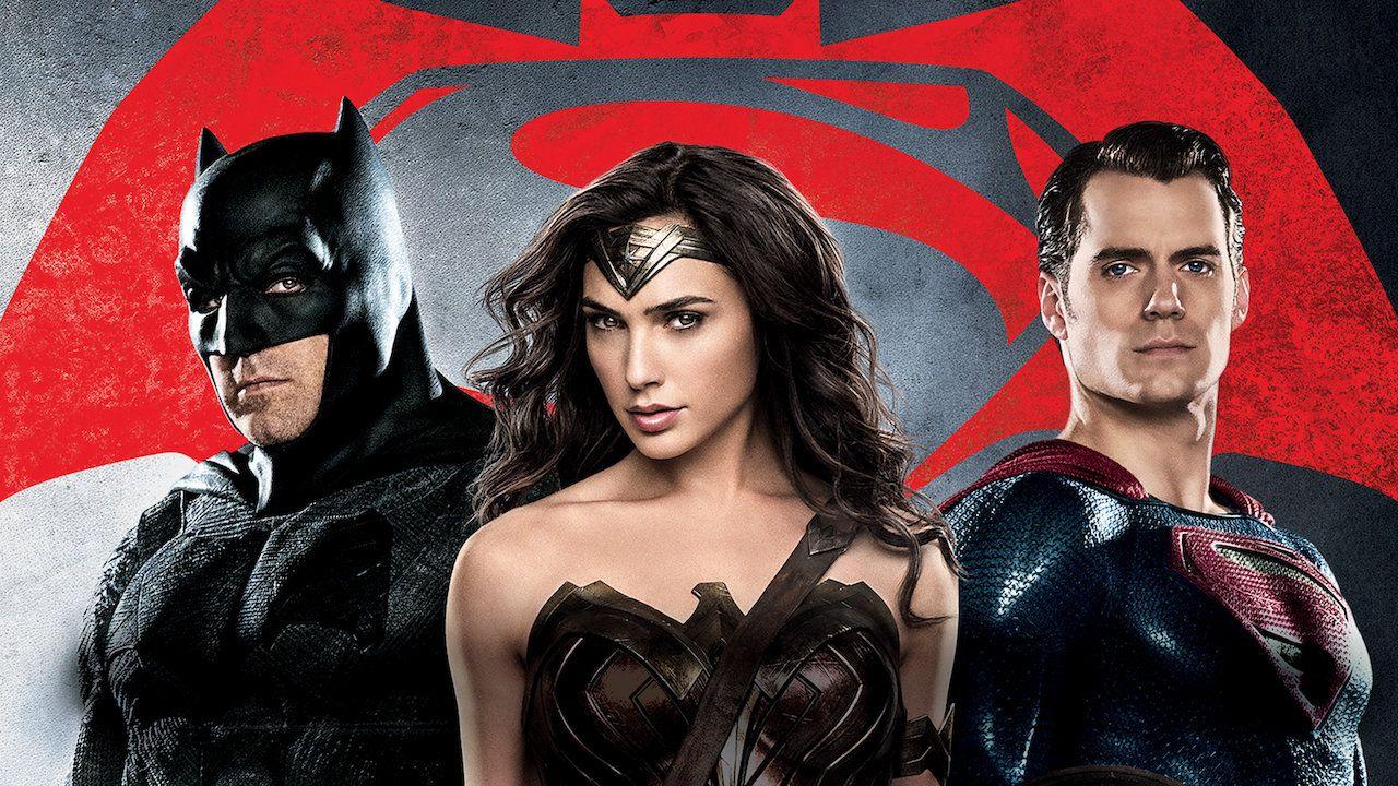 Batman v Superman: annunciata la data di uscita della nuova versione 4K UHD!
