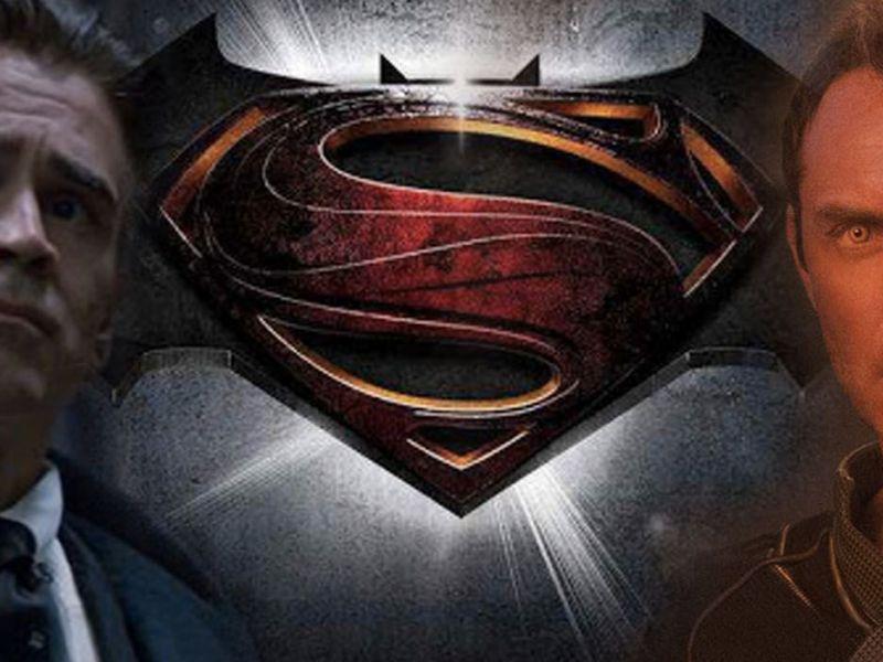 Batman v Superman ma con Colin Farrell, Jude Law e Joker: scoprite il film mai realizzato!
