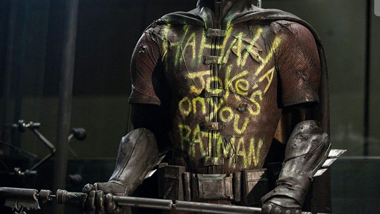 Batman v Superman: il costume di Robin era in realtà quello dell'Uomo Pipistrello