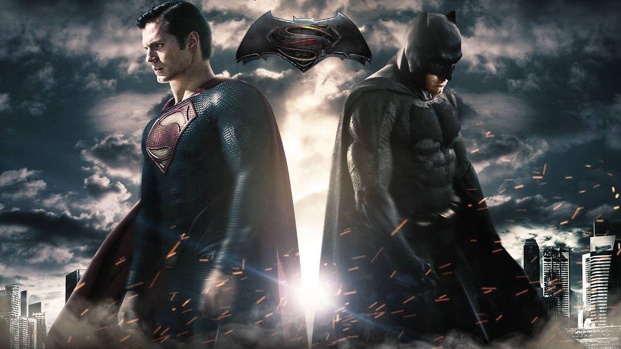 Nuovi character poster per Batman V Superman