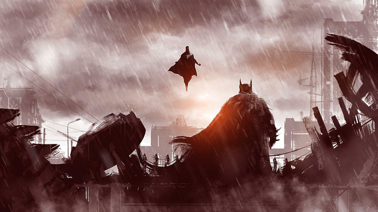 Batman v Superman, nuova clip e featurette