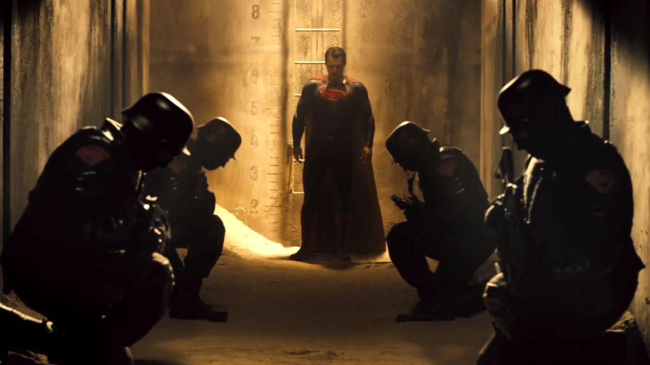 Batman v. Superman: Zack Snyder rivela un dettaglio su Knightmare Superman