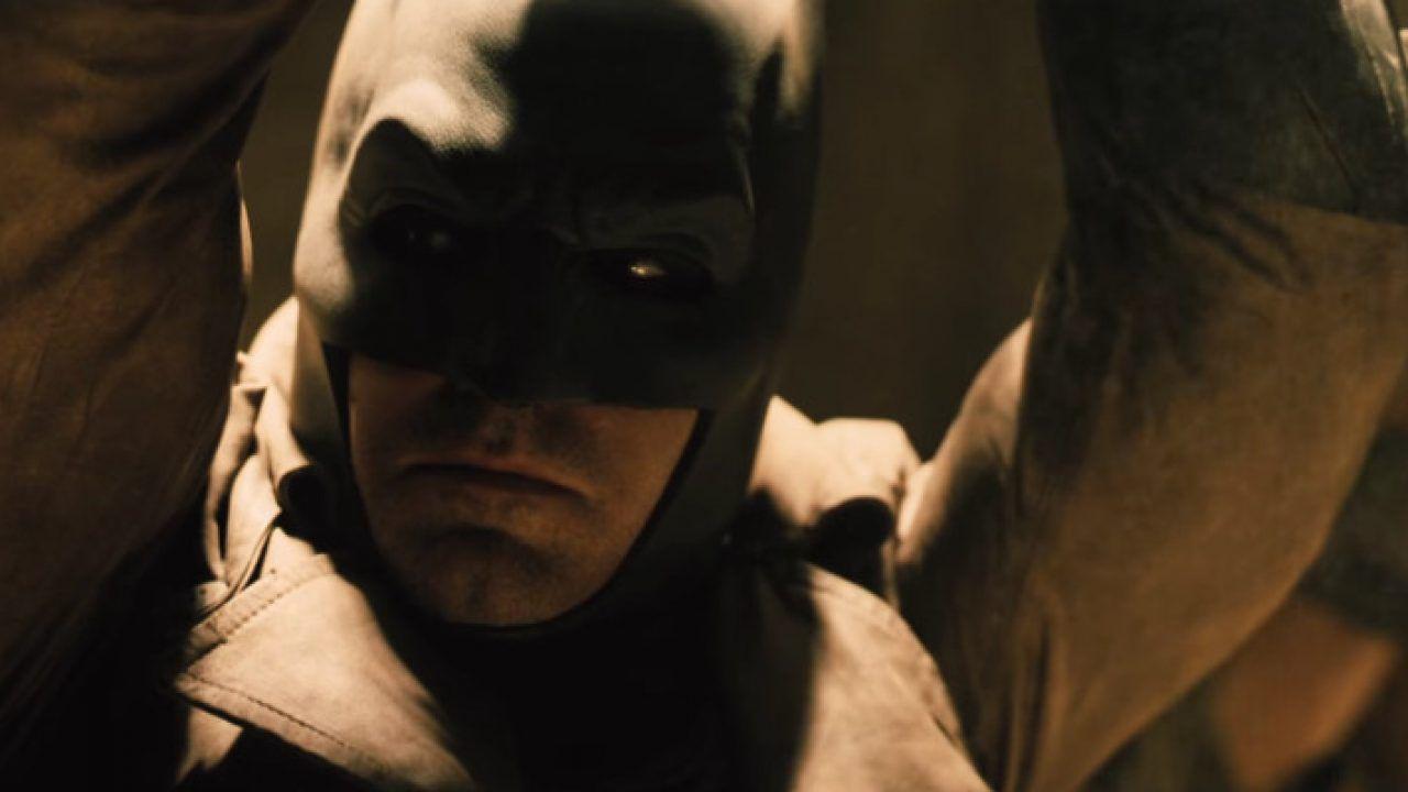 Batman v Superman, Zack Snyder ha rubato una scena da Batman Forever?