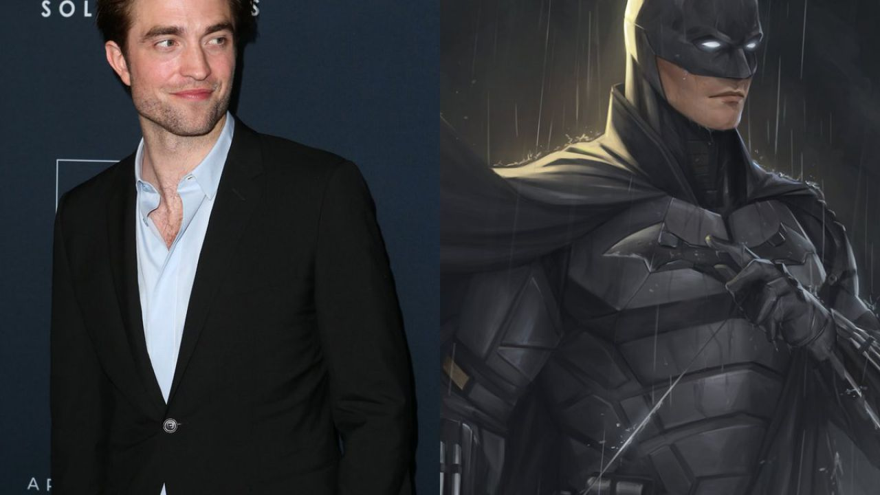 Batman Who Laughs: Robert Pattinson e il Joker di Willem Dafoe nell'incredibile fan-art