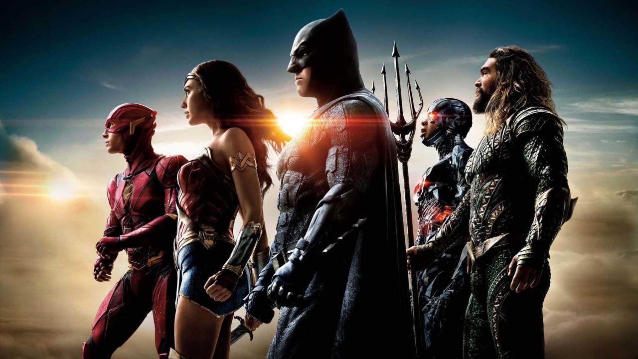 Batman, Wonder Woman è epica nel teaser finale di Justice League, domani il trailer!