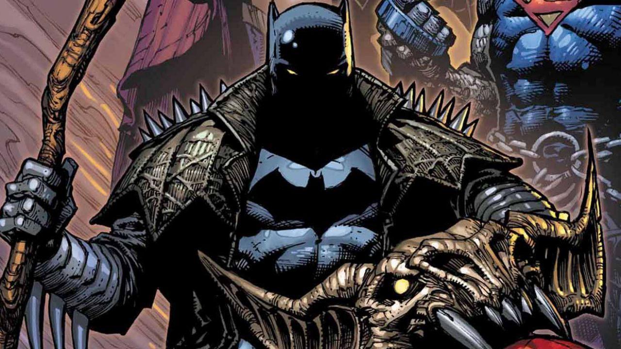 Batman e Wonder Woman in versione Death Metal nella nuova linea di Funko Pop di DC Comics