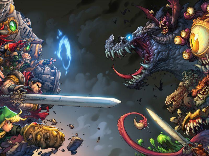 Battle Chasers Nightwar: rinviato il lancio della versione Nintendo Switch