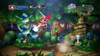 Battle Princess of Arcadias combatte in video