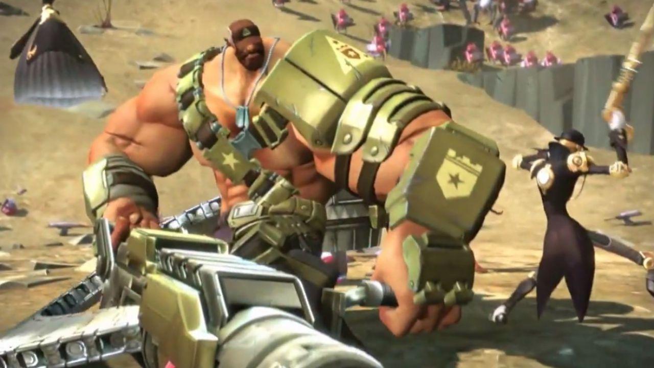 Battleborn: nuovo video di gameplay