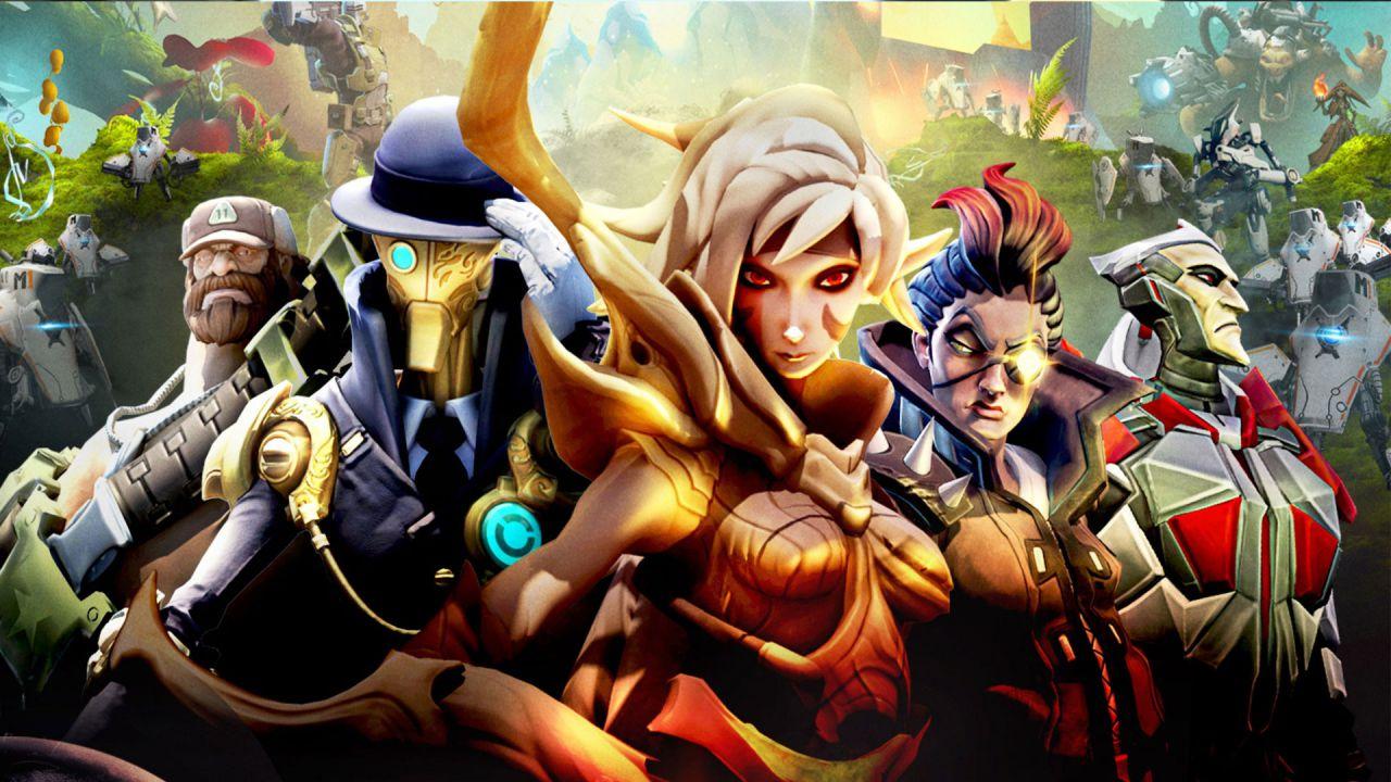 Battleborn: open beta al via su Xbox One e PC