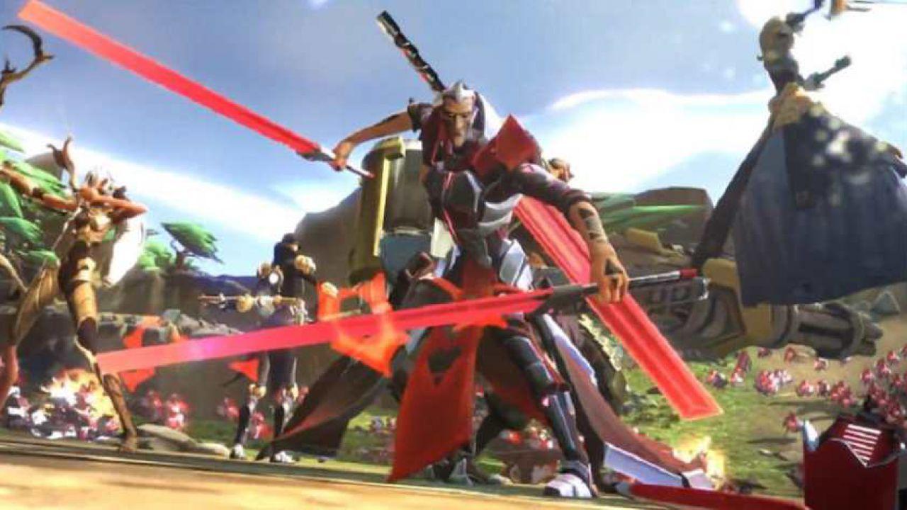 Battleborn: primi video gameplay da un evento statunitense