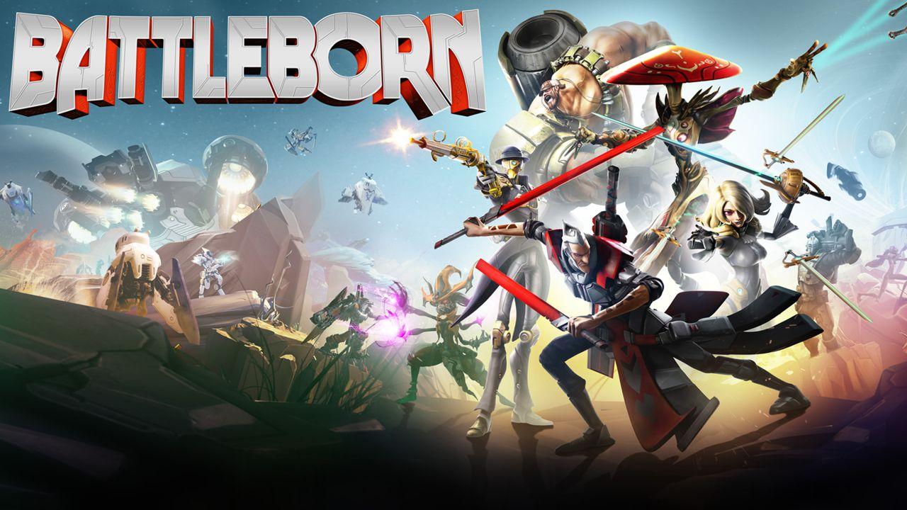 Battleborn: il publisher ammette i deludenti risultati di vendita