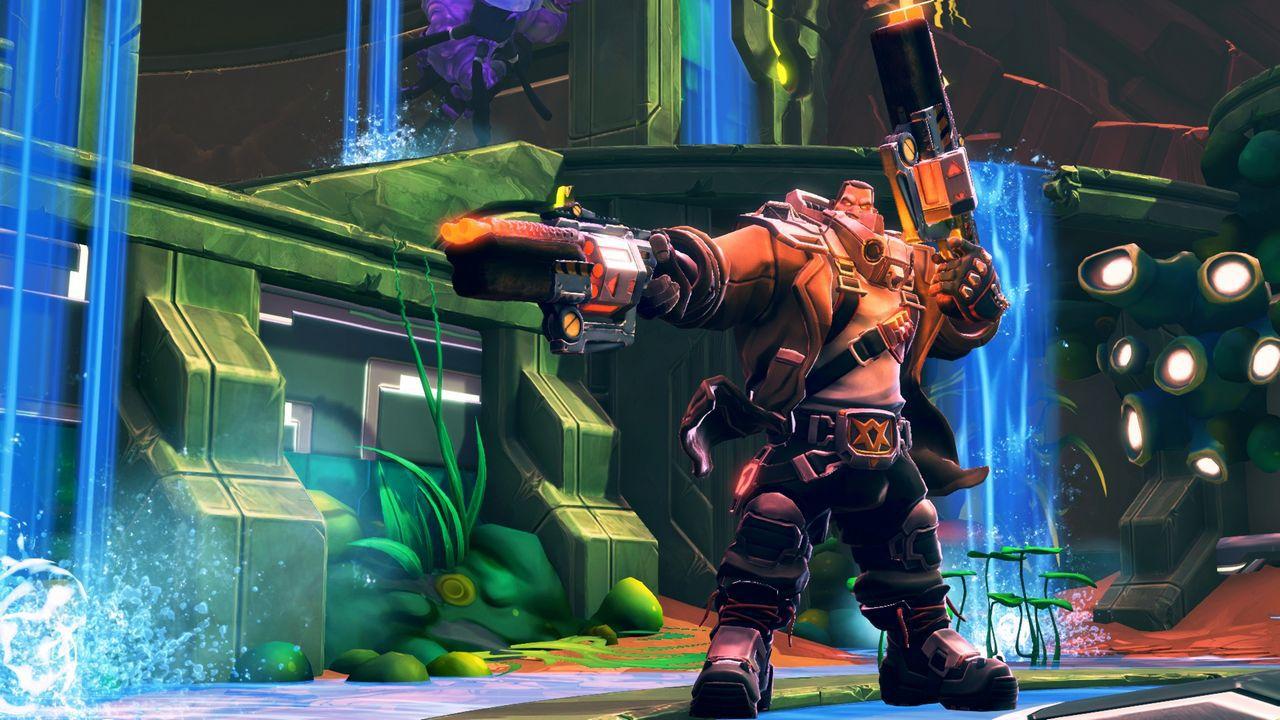 Battleborn: Rematch arriva con l'aggiornamento settimanale