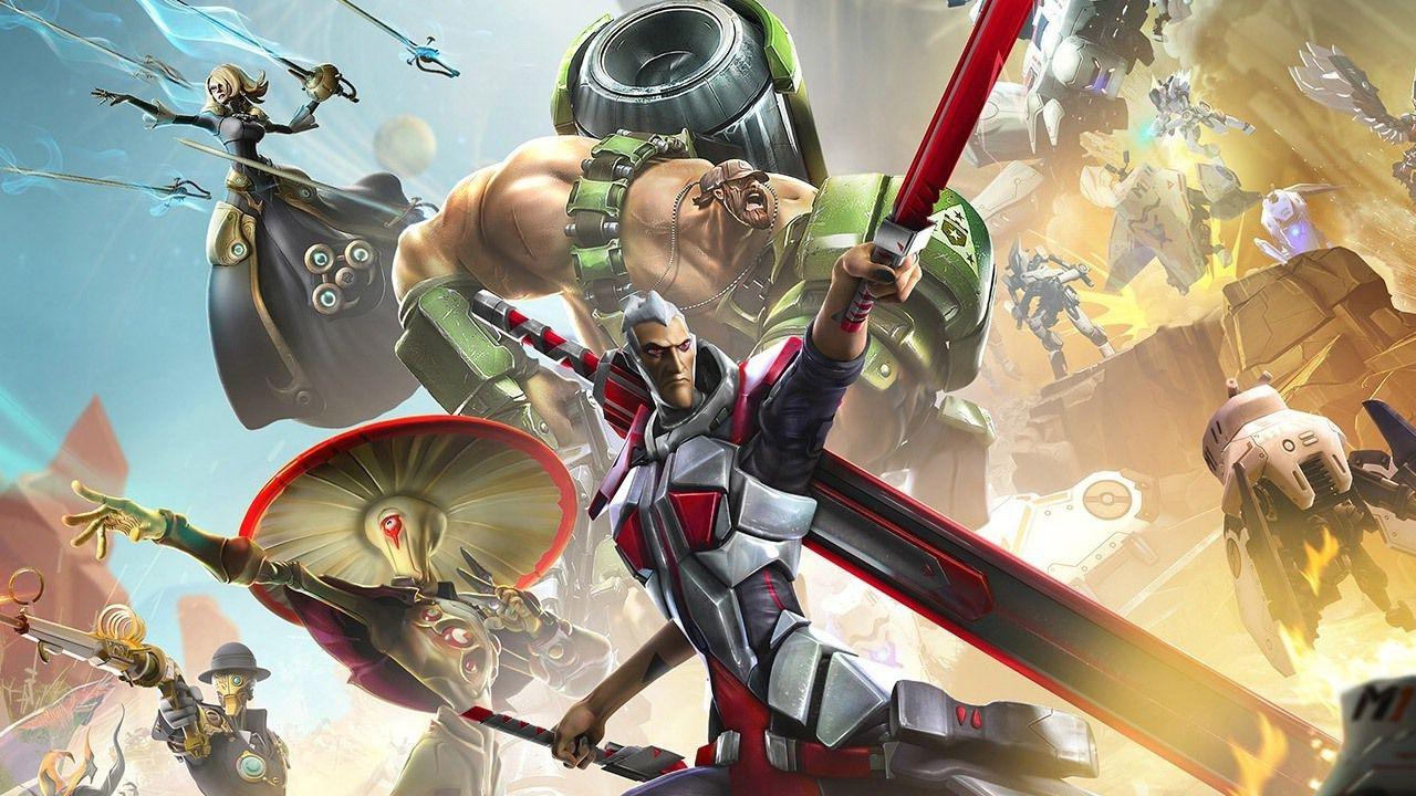 Battleborn rinviato a maggio 2016