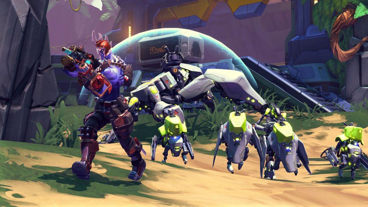Battleborn: Trapela la lista dei Trofei