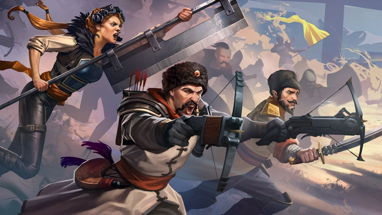 Battlecry è ancora in fase di sviluppo