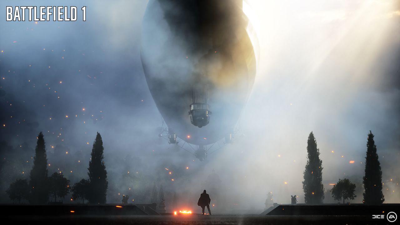 Battlefield 1 avrà apposite Classi per i piloti di aerei e carri armati