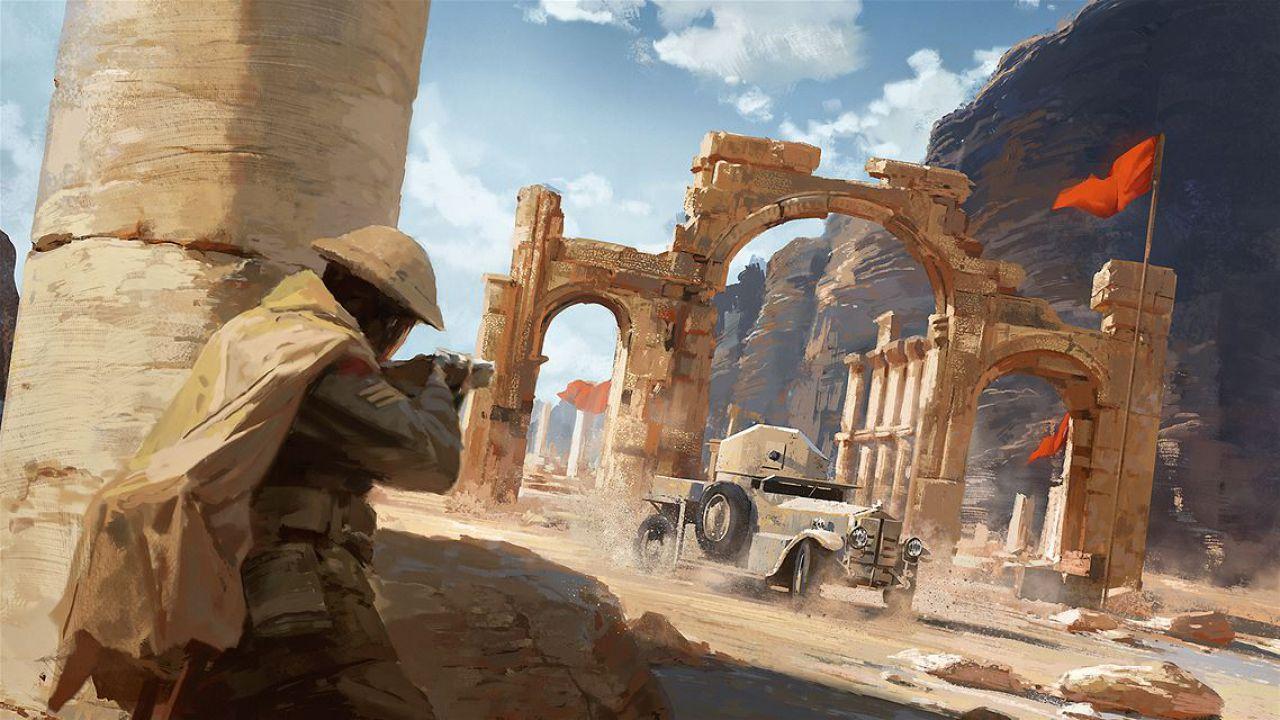 Battlefield 1: la campagna proporrà aree più aperte e sarà in parte ambientata fra le Alpi italiane