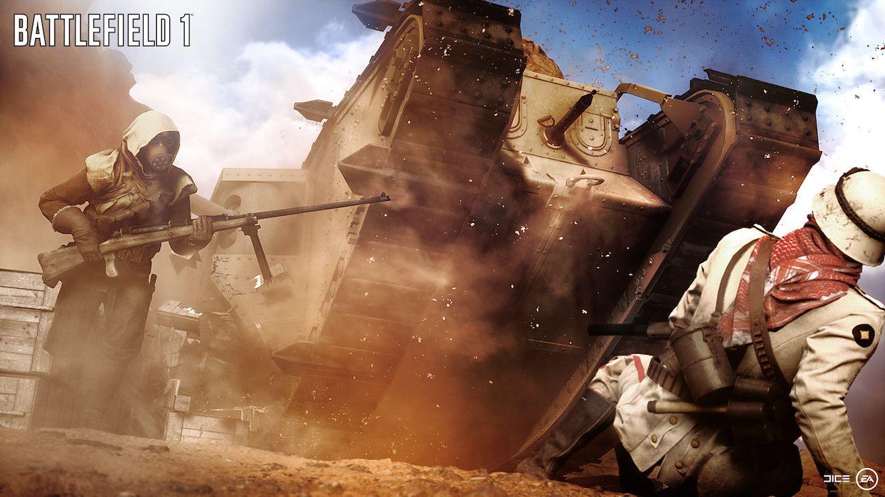 Battlefield 1: DICE svela nuovi dettagli sul gioco