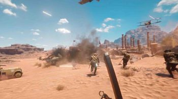 Battlefield 1: due ore di gameplay multiplayer con Major Nelson e Snoop Dogg