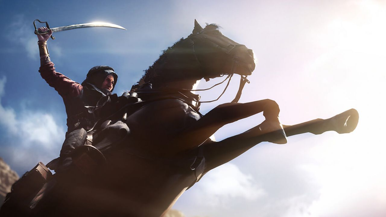 Battlefield 1: due video per le classi Elite e i soldati a cavallo