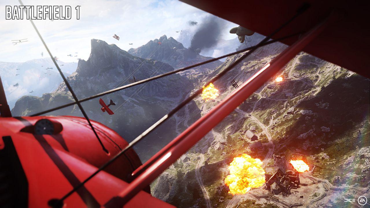 Battlefield 1: Godiamoci degli artwork spettacolari