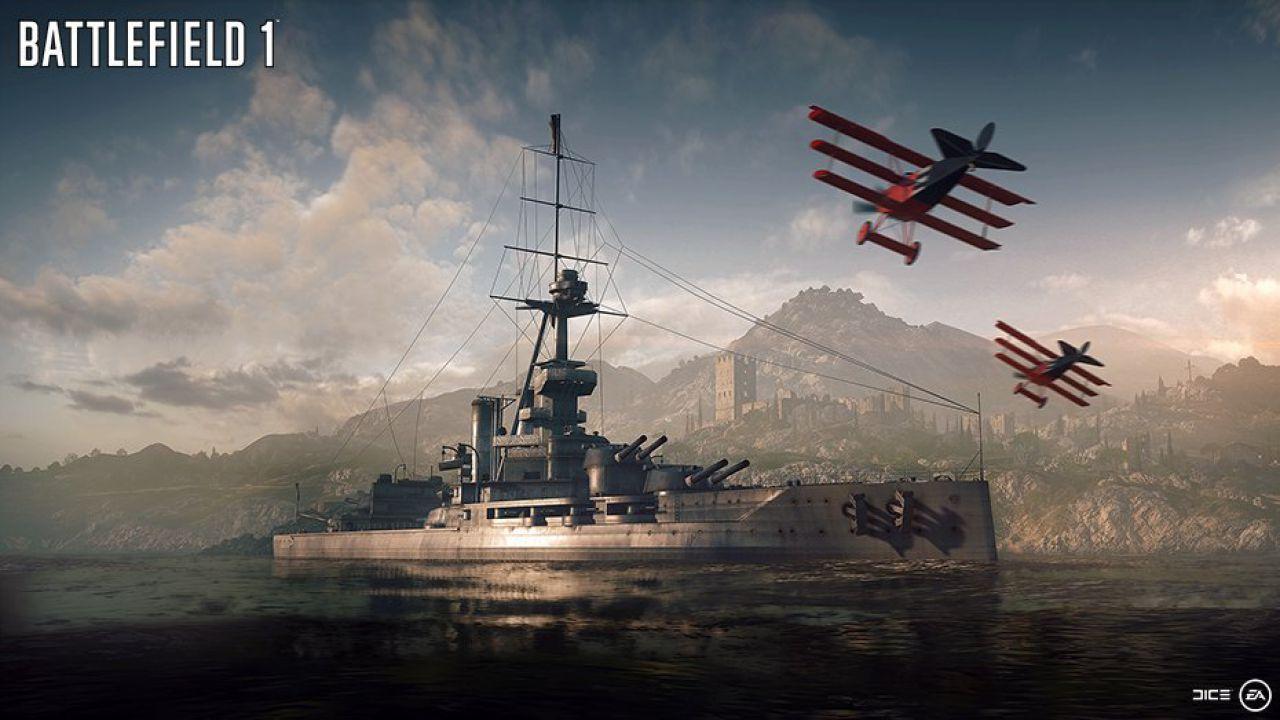 Battlefield 1: meteo dinamico per tutte le mappe multiplayer