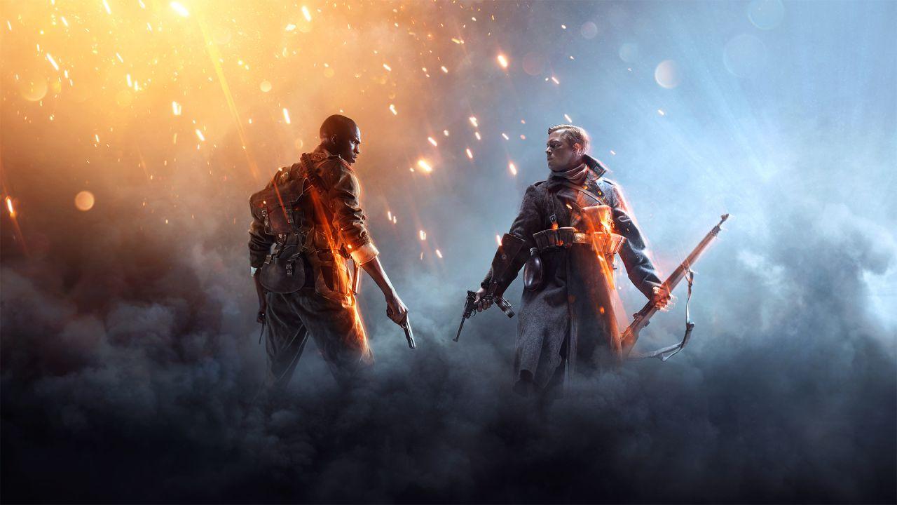 Battlefield 1: nuova mappa, combattimenti a cavallo e treni armati alla Gamescom