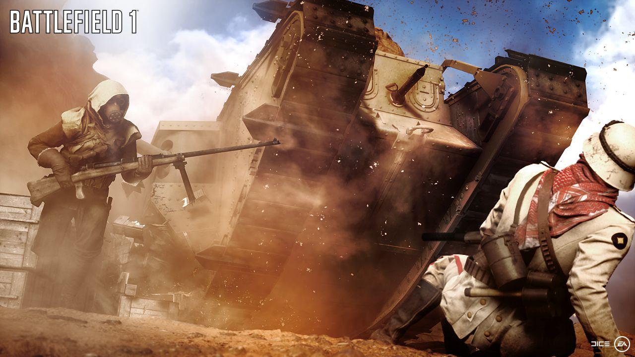 Battlefield 1: Nuovo teaser ad un passo da EA Play