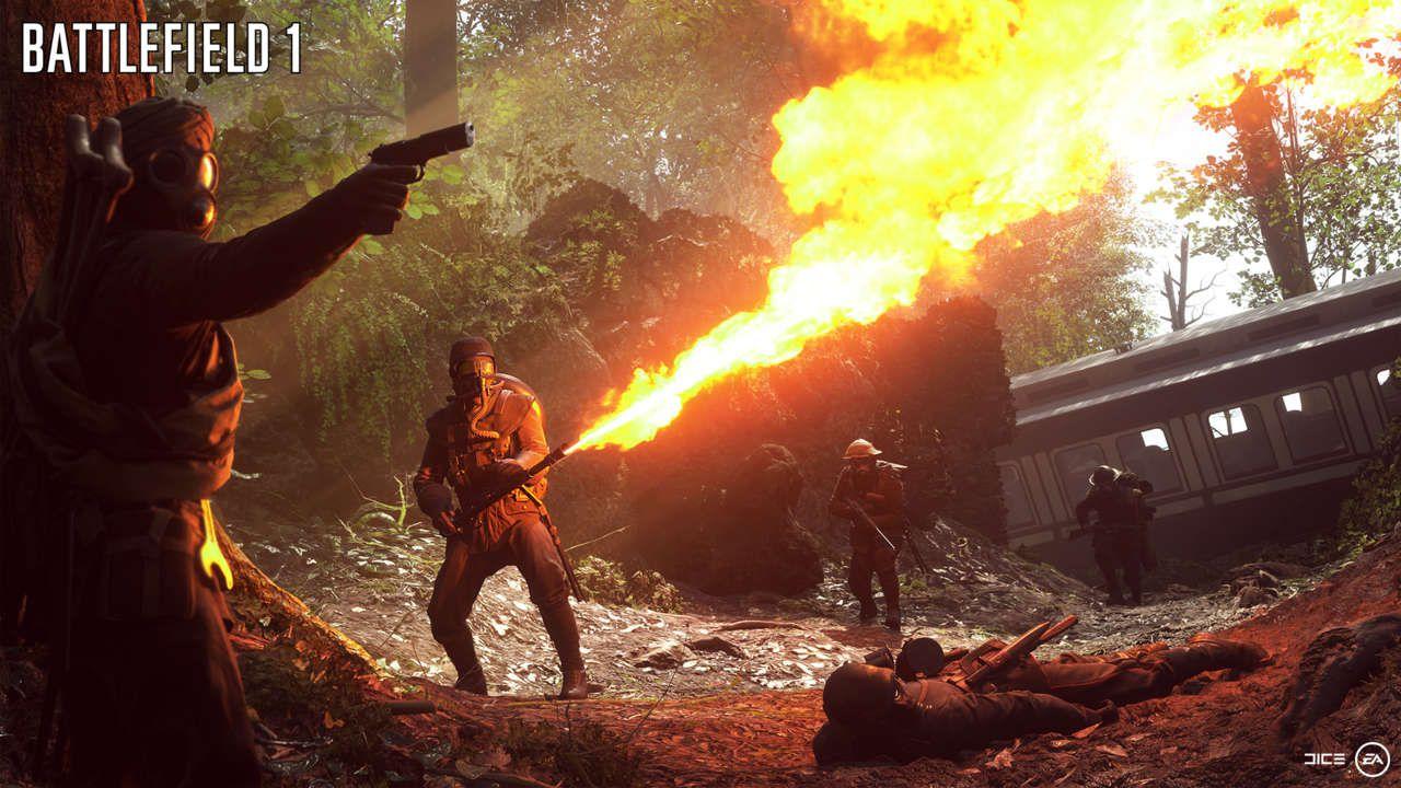 Battlefield 1: i primi voti della stampa internazionale