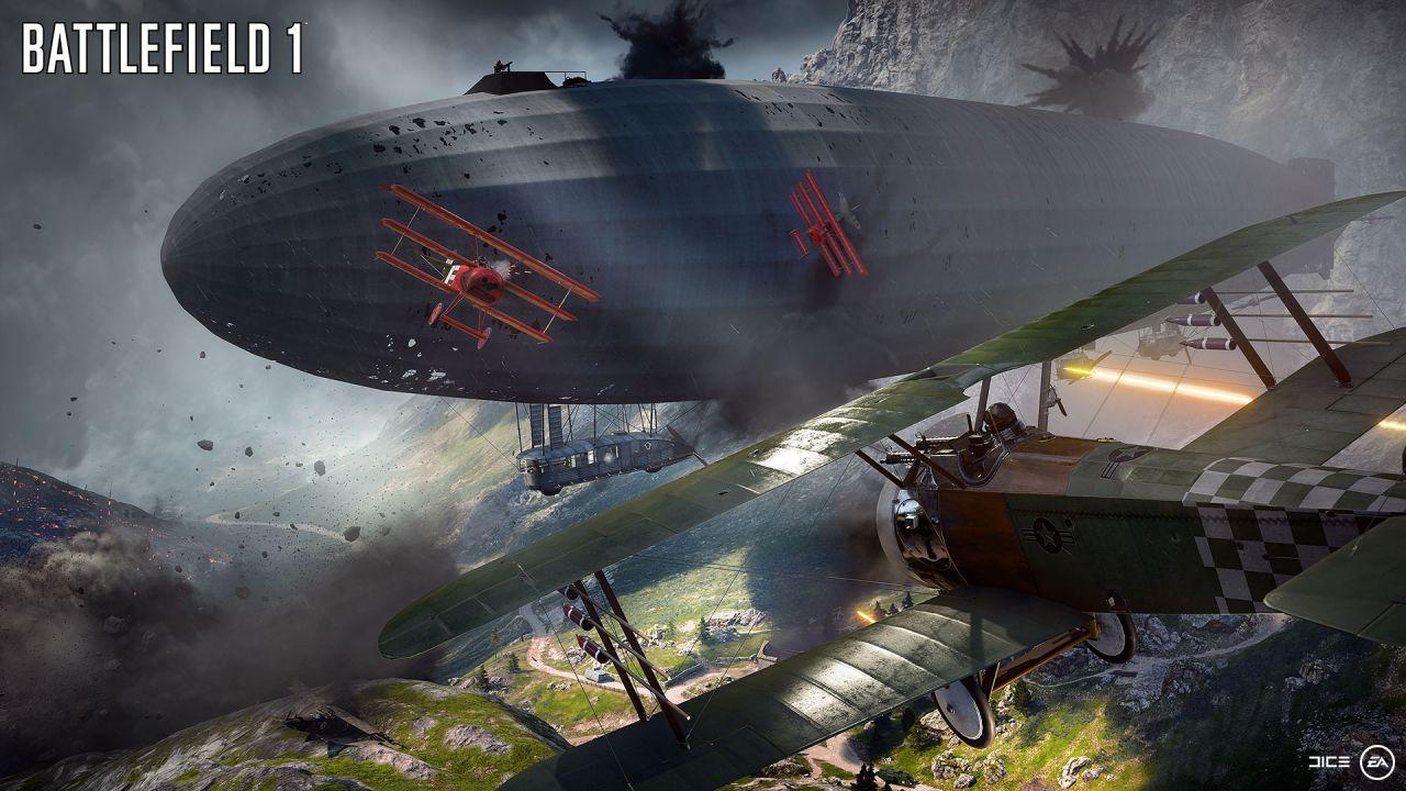 Battlefield 1: un video mostra tutte le armi dell'alpha
