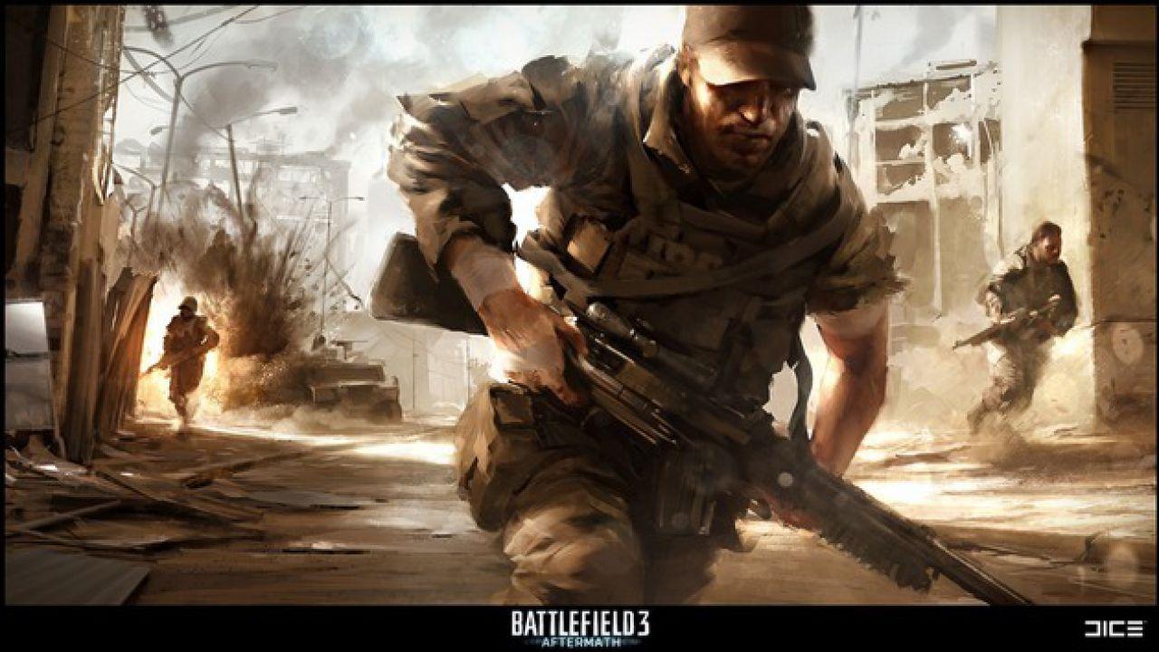 Battlefield 3: End Game disponibile ora per gli utenti Battlefield Premium