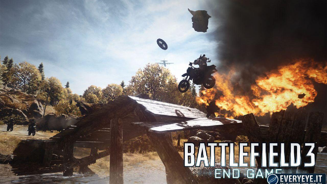 Battlefield 3: Endgame si mostra in una nuova foto