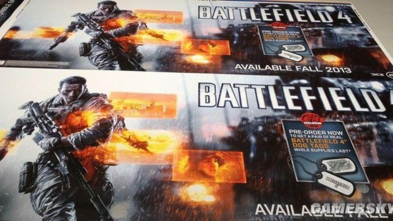 Battlefield 4: Megalodon avvistato nel DLC Naval Strike