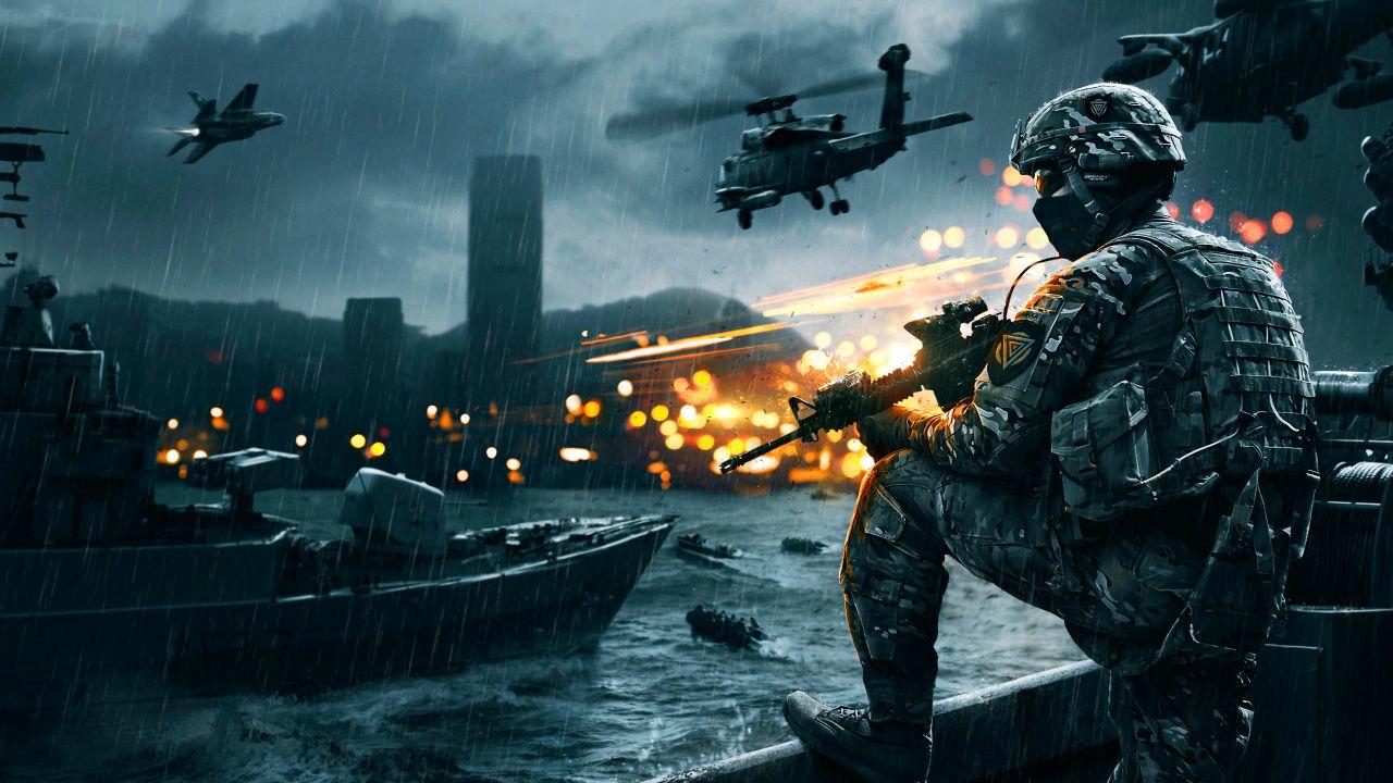 Battlefield 4: Nuove informazioni sul DLC Night Operations