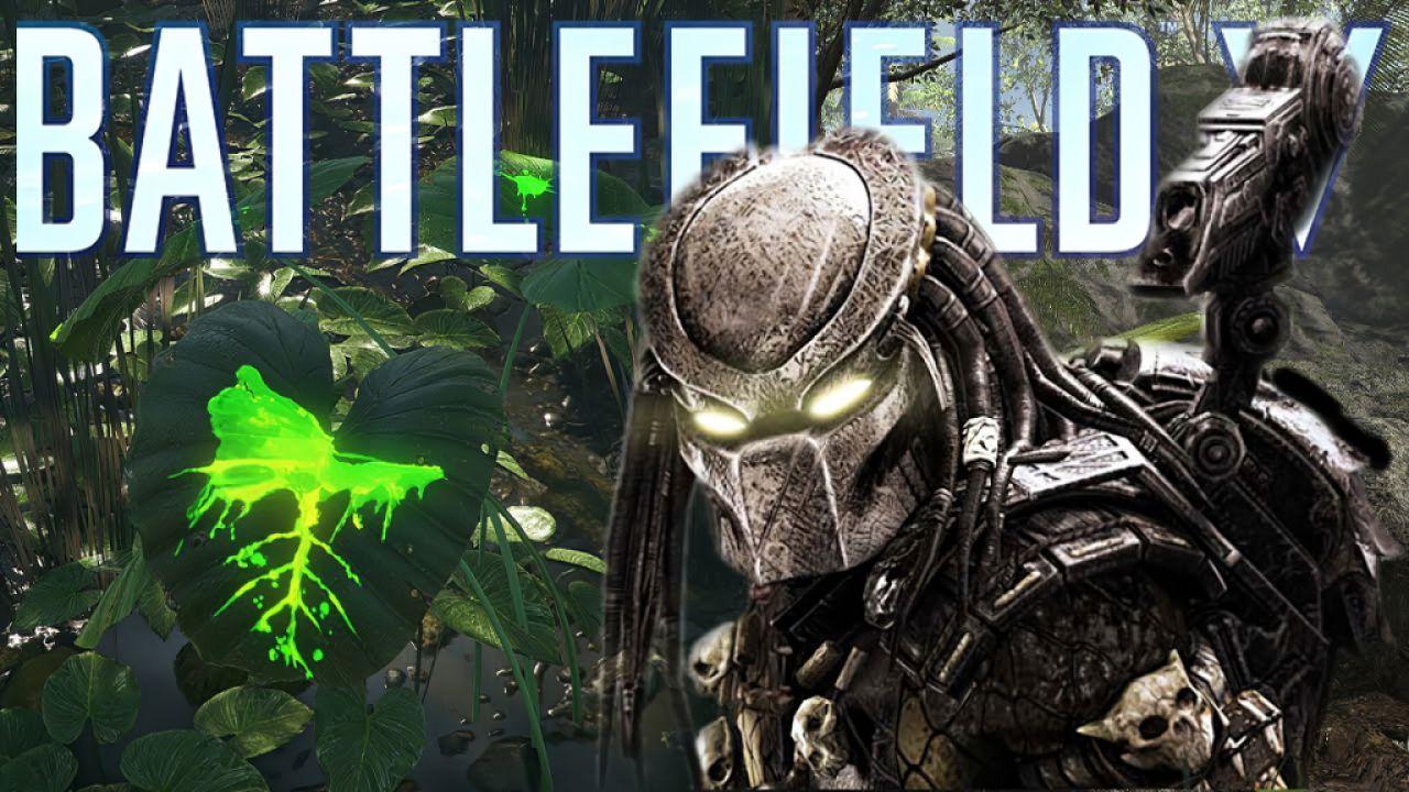 Battlefield 5 e gli alieni: EA DICE fa partire la caccia all'Easter Egg di Predator