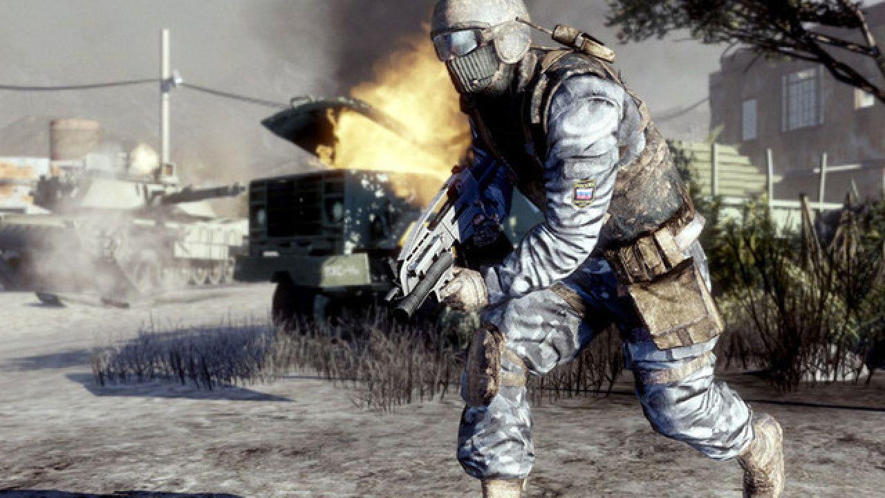Battlefield: Bad Company 2, il DLC 'Onslaught' ha una data