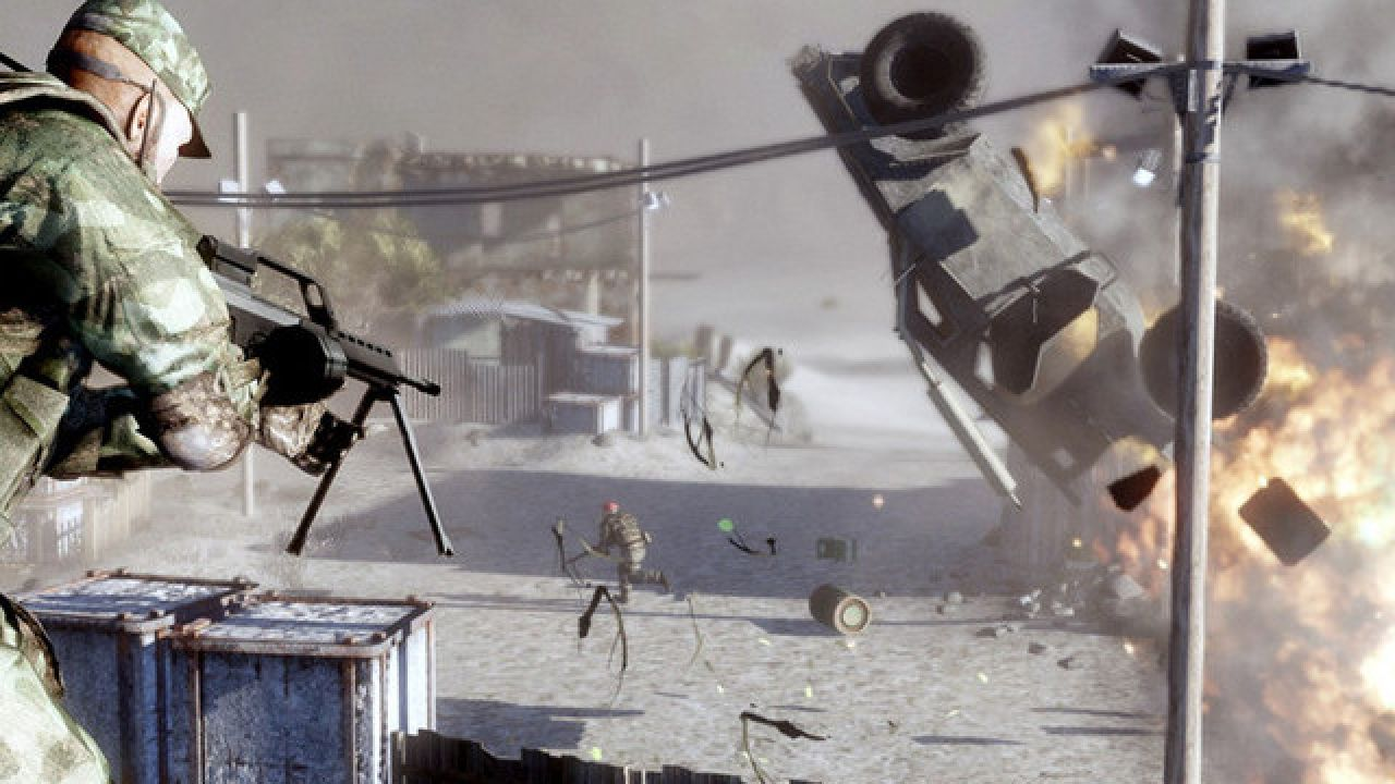 Battlefield: Bad Company 2, video per il VIP Map Pack 3