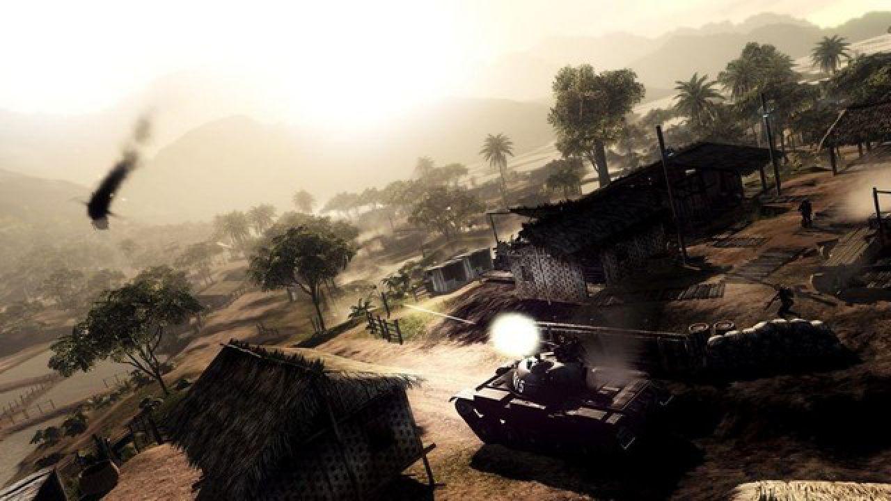 Battlefield Bad Company 2: Vietnam, dettagli per la mappa di  Phu Bai Valley