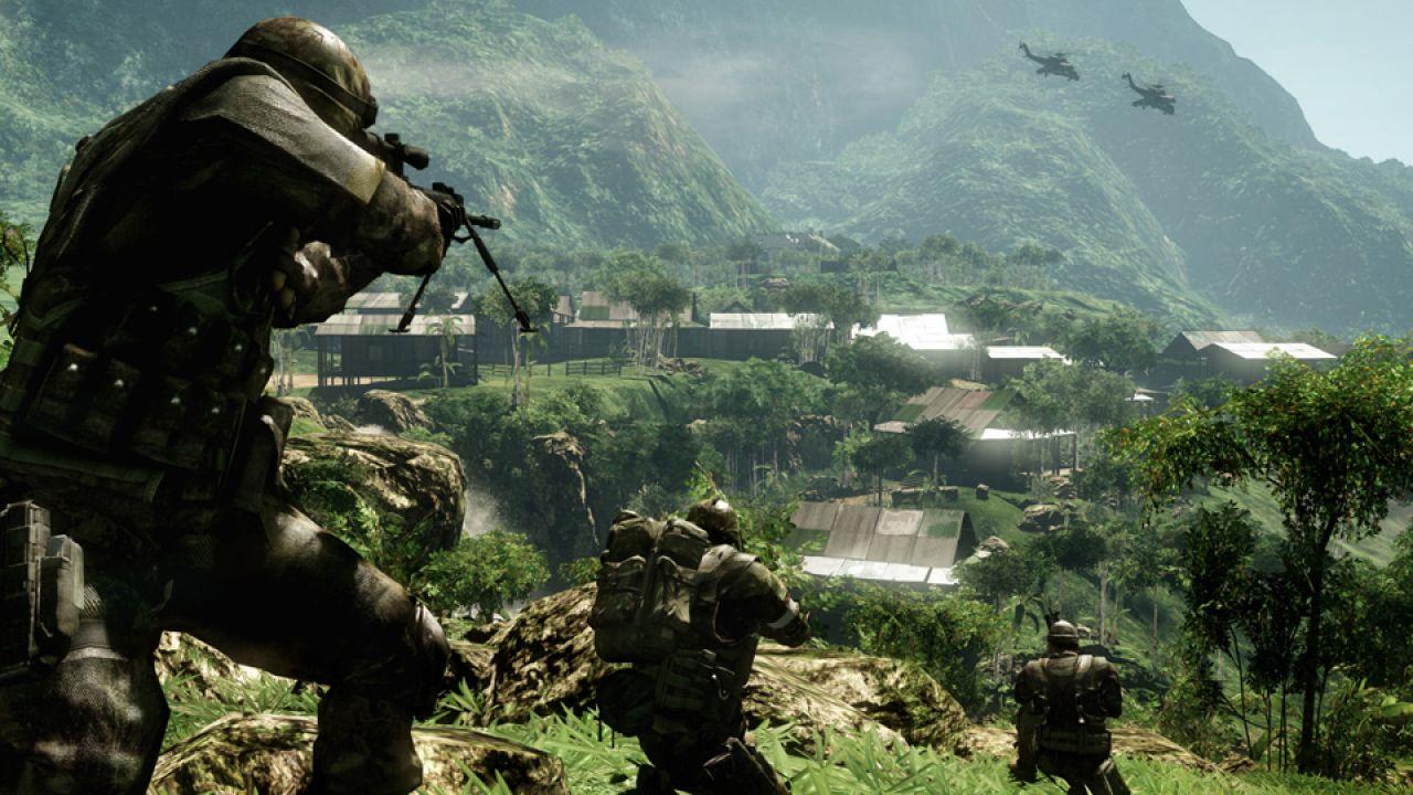Battlefield: Bad Company 2 - Vietnam, sbloccata su PC la mappa Operation Hastings