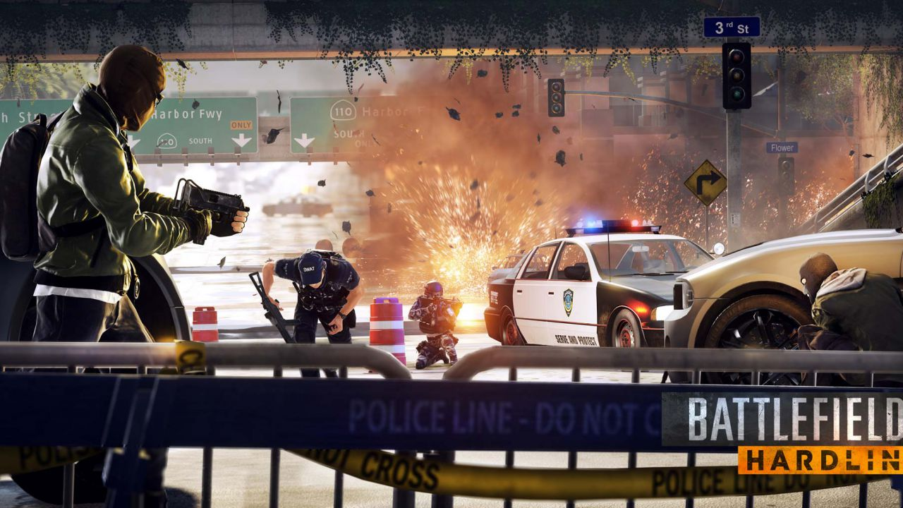 Battlefield Hardline: la beta peserà circa 10 GB su PC, Xbox One e PlayStation 4