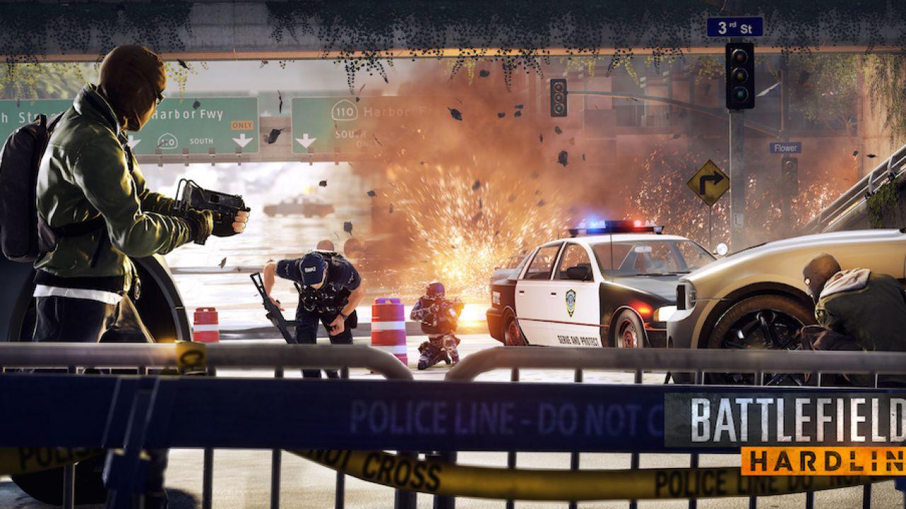 Battlefield Hardline: Pubblicati nuovi dettagli riguardanti la beta