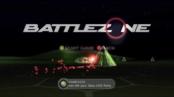 Battlezone disponibile su XBLA