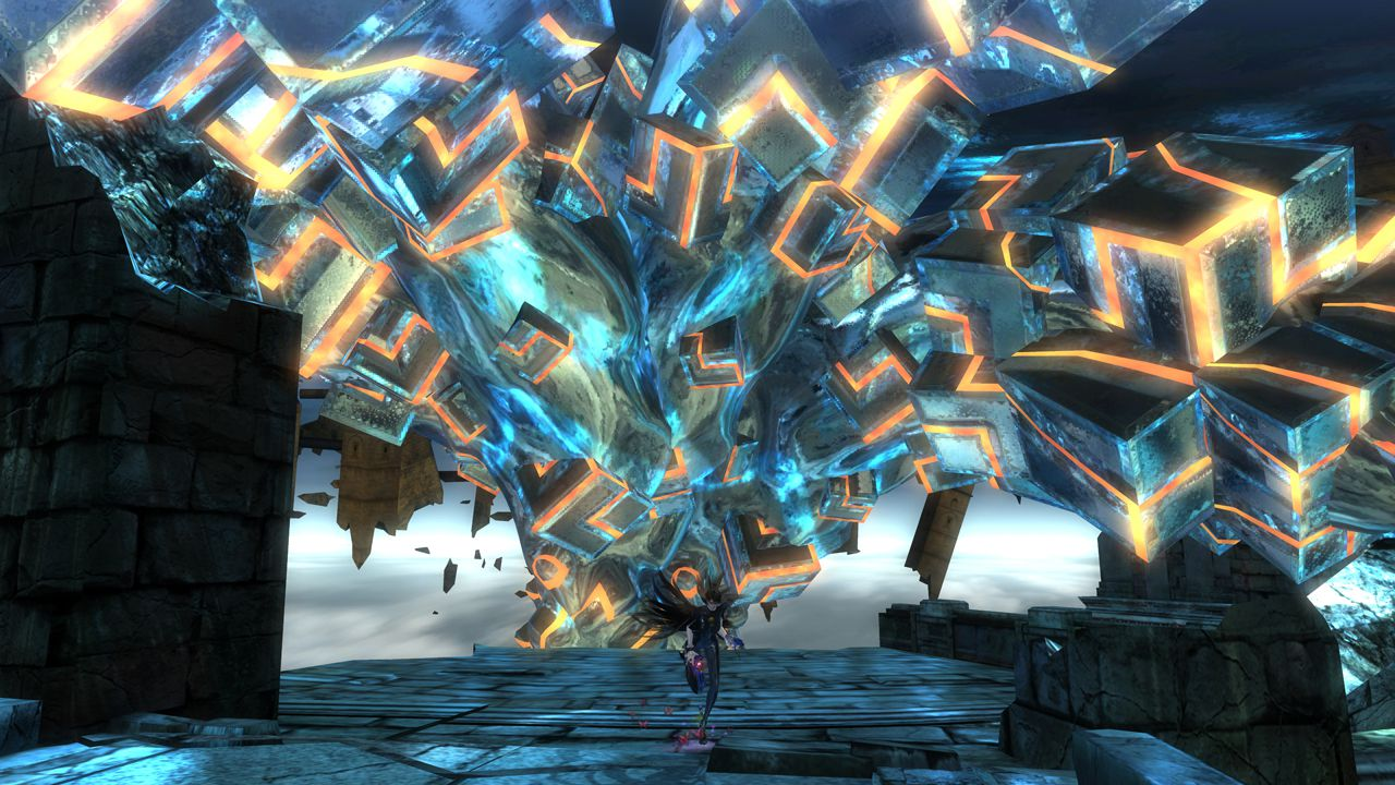 Bayonetta 2: alcuni artwork per i nemici