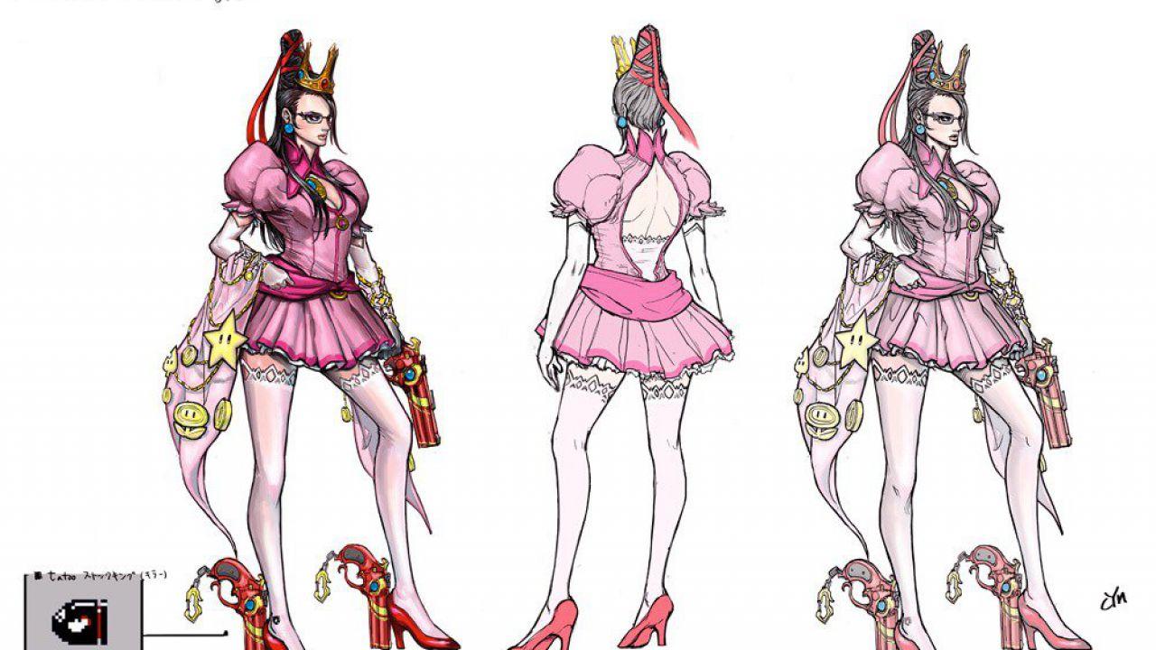 Bayonetta 2: la demo dell'Eurogamer Expo si mostra in video