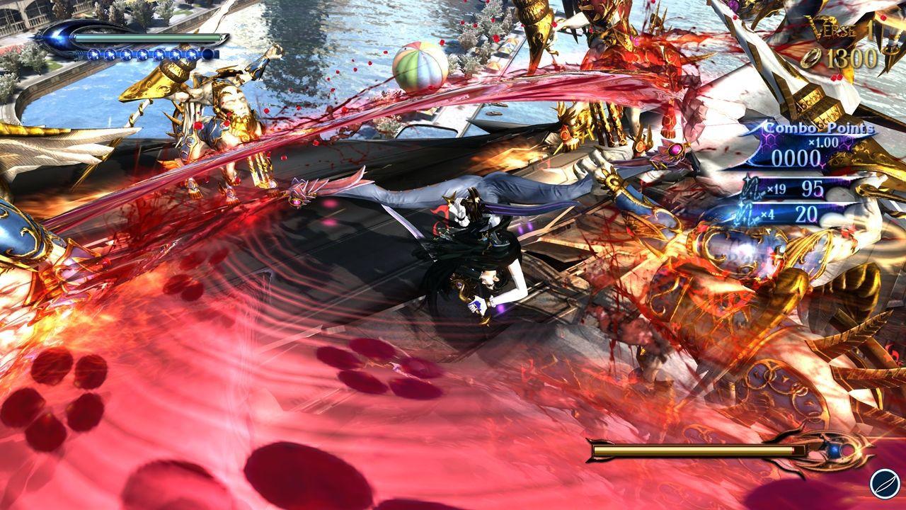 Bayonetta 2: impressioni dalla Gamescom di Colonia