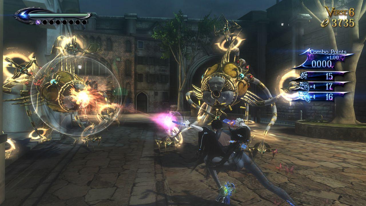 Bayonetta 2, nuove immagini